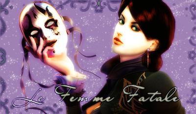 La femme fatale by AsKaY