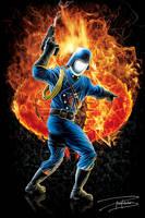 Cobra Commander by sketchstudios