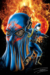 Cobra Commander : The Leader