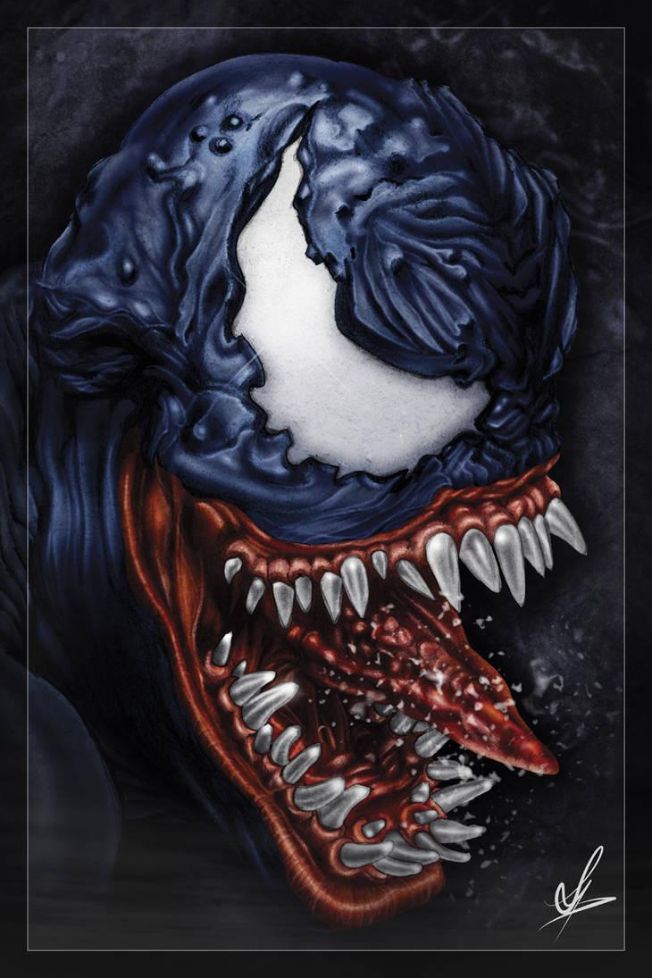 Venom headshot
