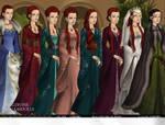 Sansa Stark's Progression