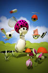 Shroomzee and Cannonball birds