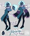 SU GEMSONA: Larvikite