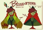 SU GEMSONA: Bloodstone