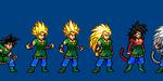 Goku AF by DarkPhyrrus