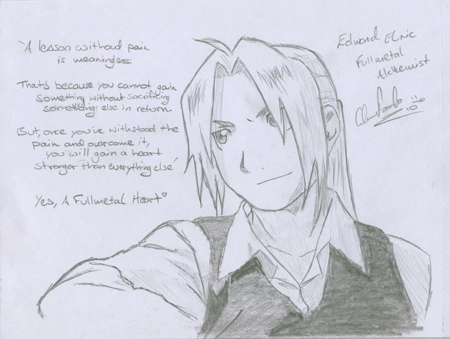 A Fullmetal Heart by iamkool11223