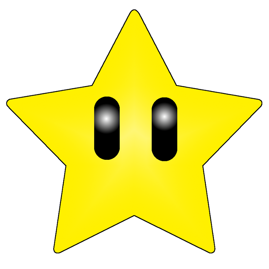 Music CD Project Mario Star by starc93 on DeviantArt