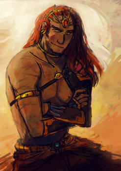 Voe armour Ganondorf
