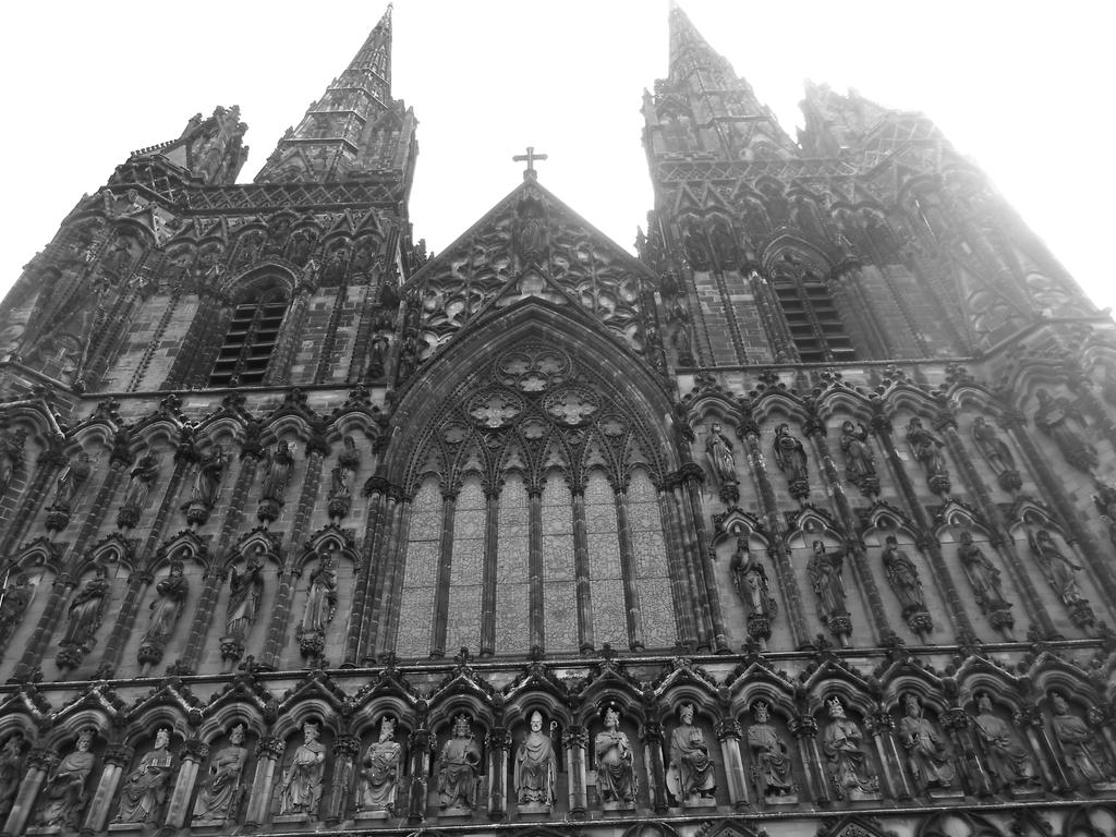 Lichfield Cathedral by Skrillexia-TF