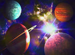 Exoplanets Wallpaper 2