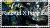 Ironhide X Ratchet Stamp by Skrillexia-TF