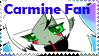 Request: Carmine Fan by Skrillexia-TF