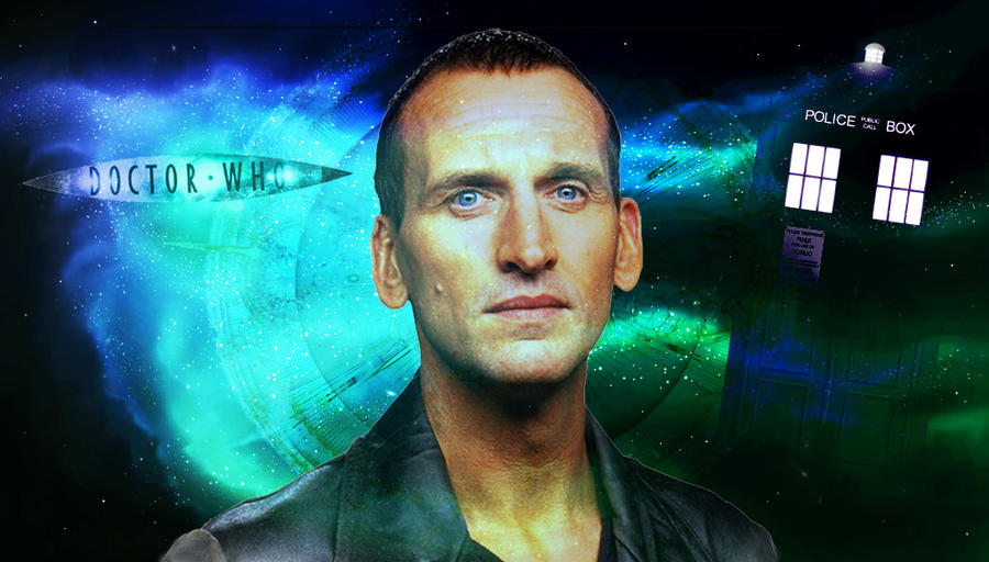 doctor who ninth doctor christopher eccleston by