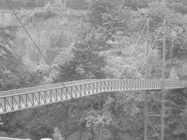 Railway Suspension Bridge by Skrillexia-TF