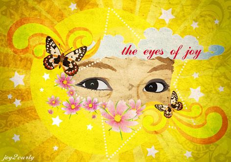 the eyes of joy by udunk