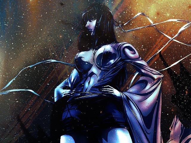 Sio The Mistress by HellDeep