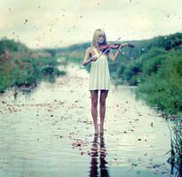 .. to dream by Evgeniy-Korchak