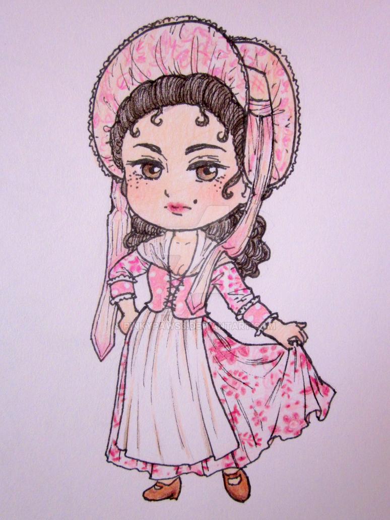 Chibi Bimbette by pinkypaws3
