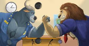 Who will win? Zootopia