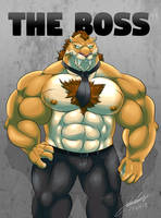 The Boss - Soto by husky50
