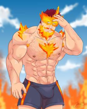 Fire dad - Endeavor