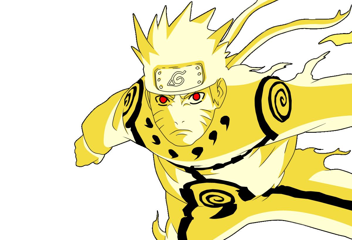 Naruto - Rikudou Sennin by SergioDouglas94