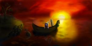An Endeavour Across the Sea