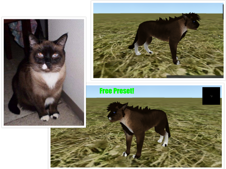 Free Cat Preset! by Skystar40