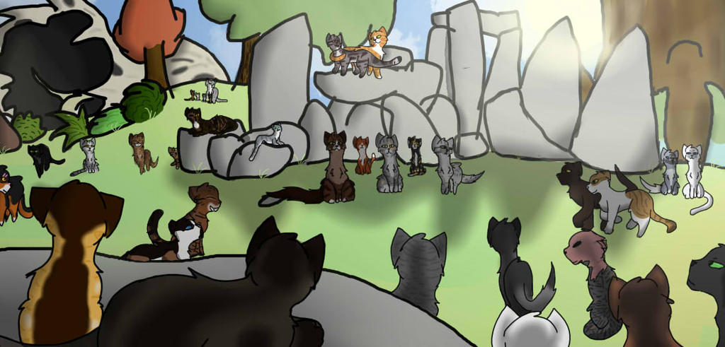 RiverClan Banner Entry by Skystar40
