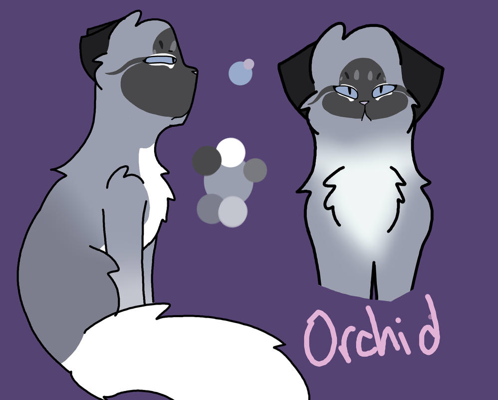 Orchidnose Ref by Skystar40