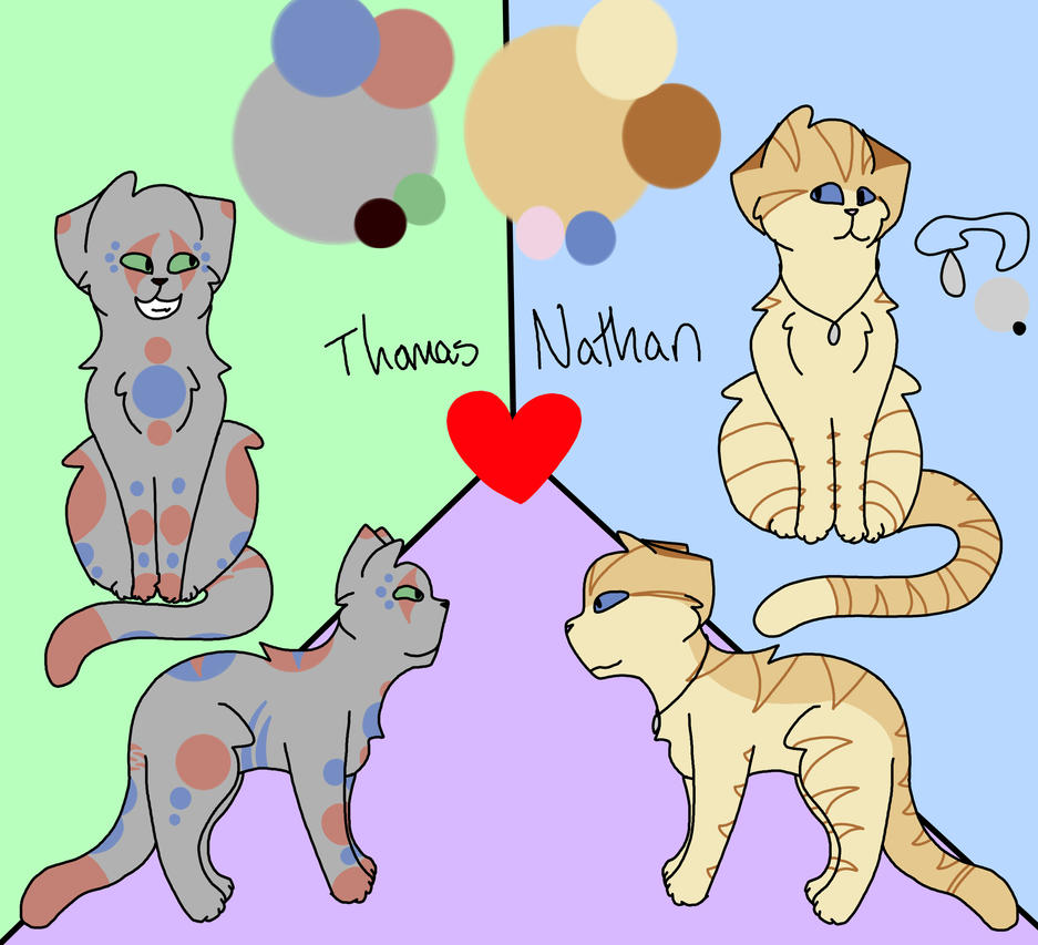 Thomas and Nathan Ref by Skystar40