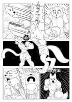 Hutch vs Moon Pg.2 by godmoon
