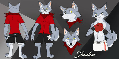 My name is Shadow