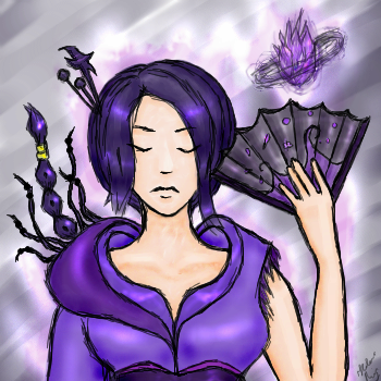 -: Purple Silence :- by AssPain
