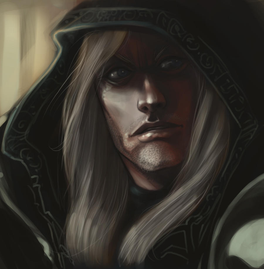 Arthas, take two. by KimberlySwan