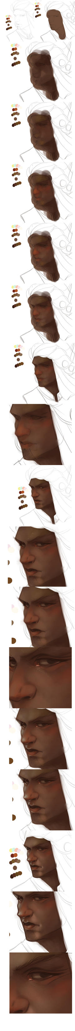 wrathion: the poorly put together screenshots by KimberlySwan