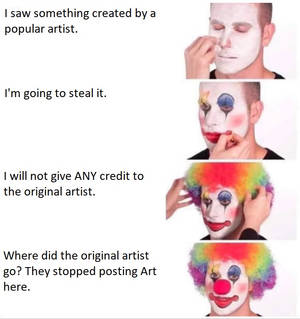 Art Theft in a nutshell