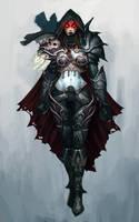 Sylvanas Windrunner Demon H by dansa13