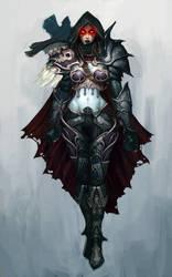 Sylvanas Windrunner Demon H