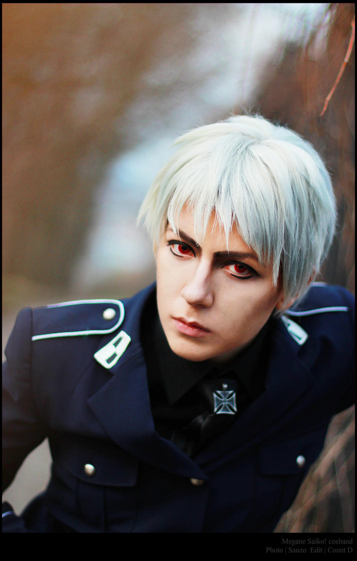 APH - Hungary and Prussia 13 by Satsuharu
