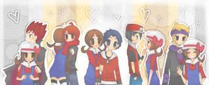 KOTONE and...... by ichigo-tan