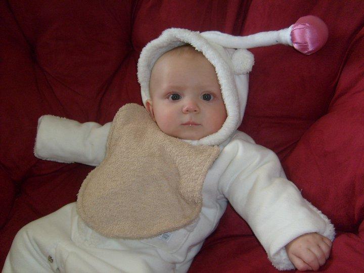Moogle Baby by nekochan308