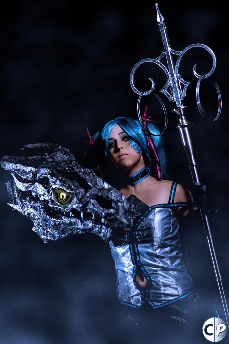 Synchronicity Miku by TarasqueProductions