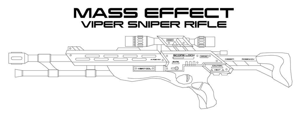 Mass effect viper rifle blueprint by tarasqueproductions on deviantart mass effect viper rifle blueprint by tarasqueproductions malvernweather Gallery