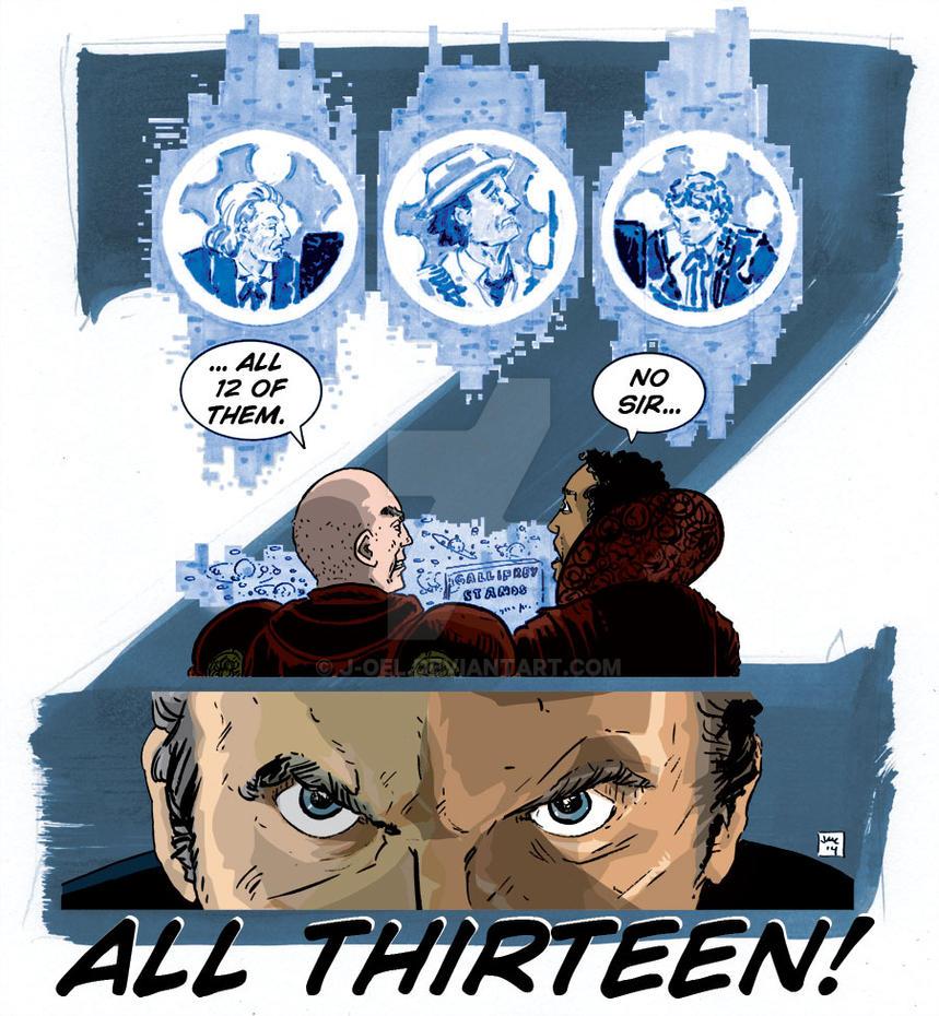 Doctor Who Letters Z by J-oel