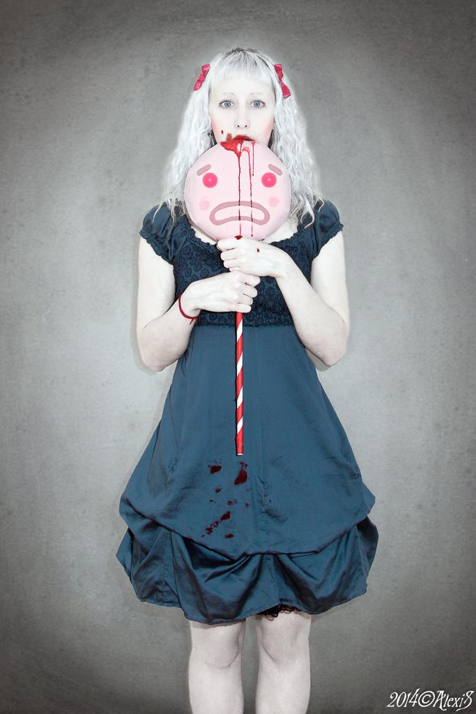 Dolceamara - inspired by Nicoletta Ceccoli's art by Leanan-Bloodflower