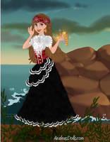 My OC Pirate~ by Madame-Mozart