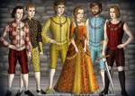 ..When Greek Mythology Meets the Tudors.. by Madame-Mozart