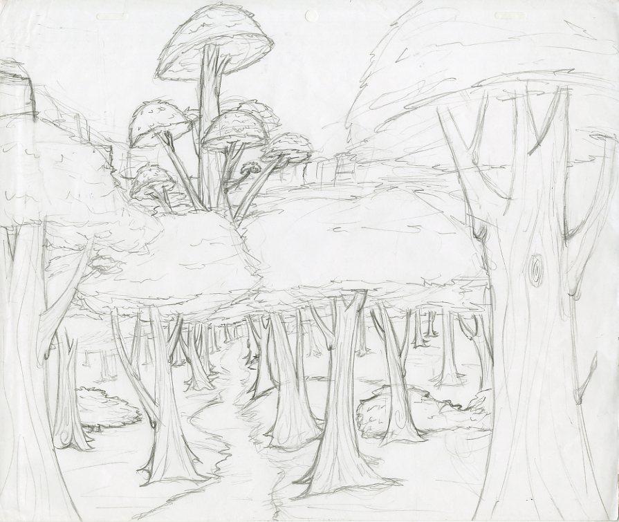 Line Art Xl 2012 : Dandelion canyon line art by xlittlexlovex on deviantart