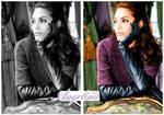 Angelina Jolie Colorization